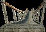 Wooden Bridge 2 | Suspension Bridge 2 | PNG
