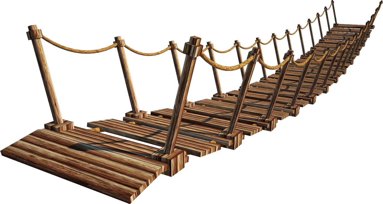 Wooden Bridge 4 A