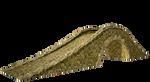 Carved Stone Foot Bridge | PNG
