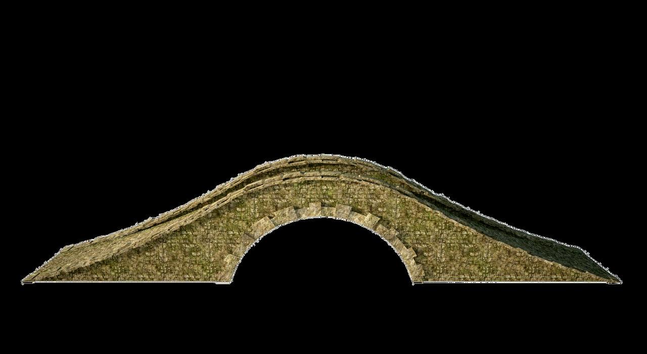Bridge Png Stone Foot Bridge 2 Png
