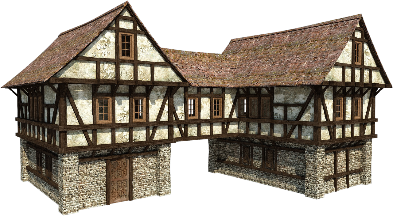 Wooden barrels 1 png by fumar porros on deviantart - Medieval_house_2__png_by_fumar_porros D77j5du Png 1 280 705 Pixlar Medieval Time Resources Pinterest Historical Architecture Medieval Times And