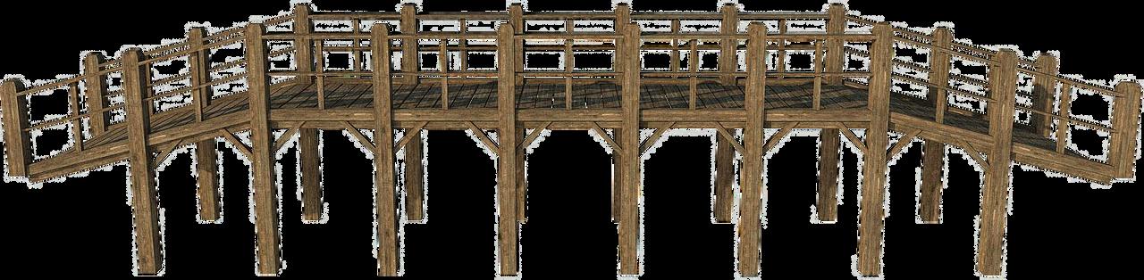 Bridge Png Wooden Bridge 7a Png by