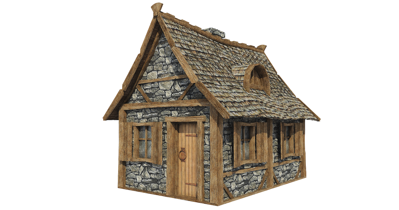 Medieval Hut A 1 Png By Fumar Porros On Deviantart