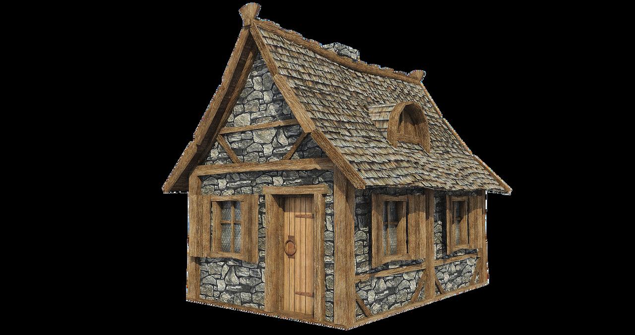 Medieval Hut A 1 Png By Fumar Porros On Deviantart