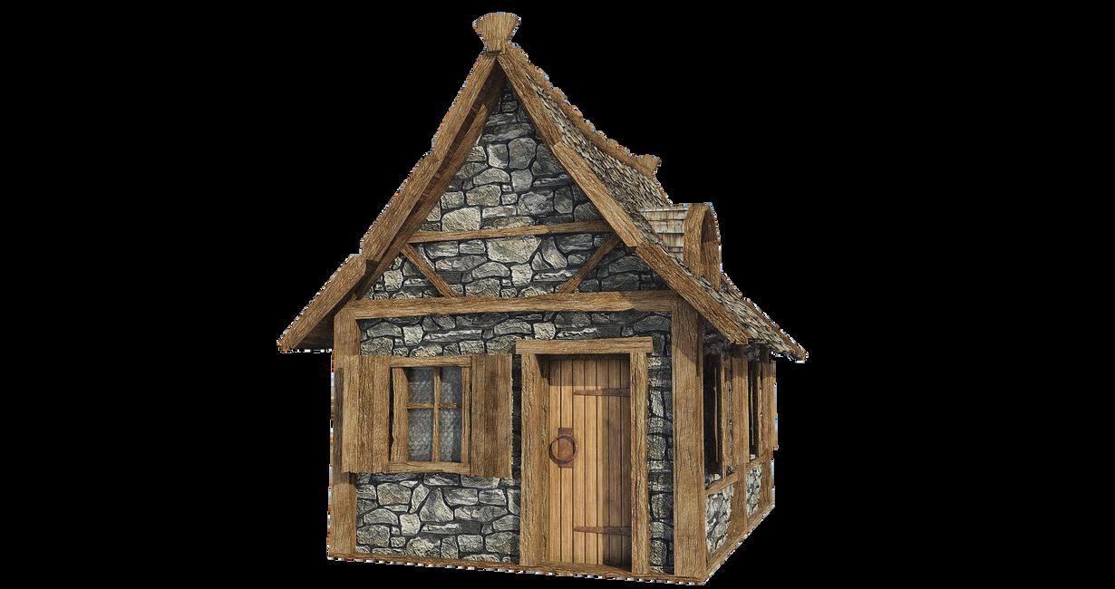 Medieval Hut A 5 Png By Fumar Porros On Deviantart