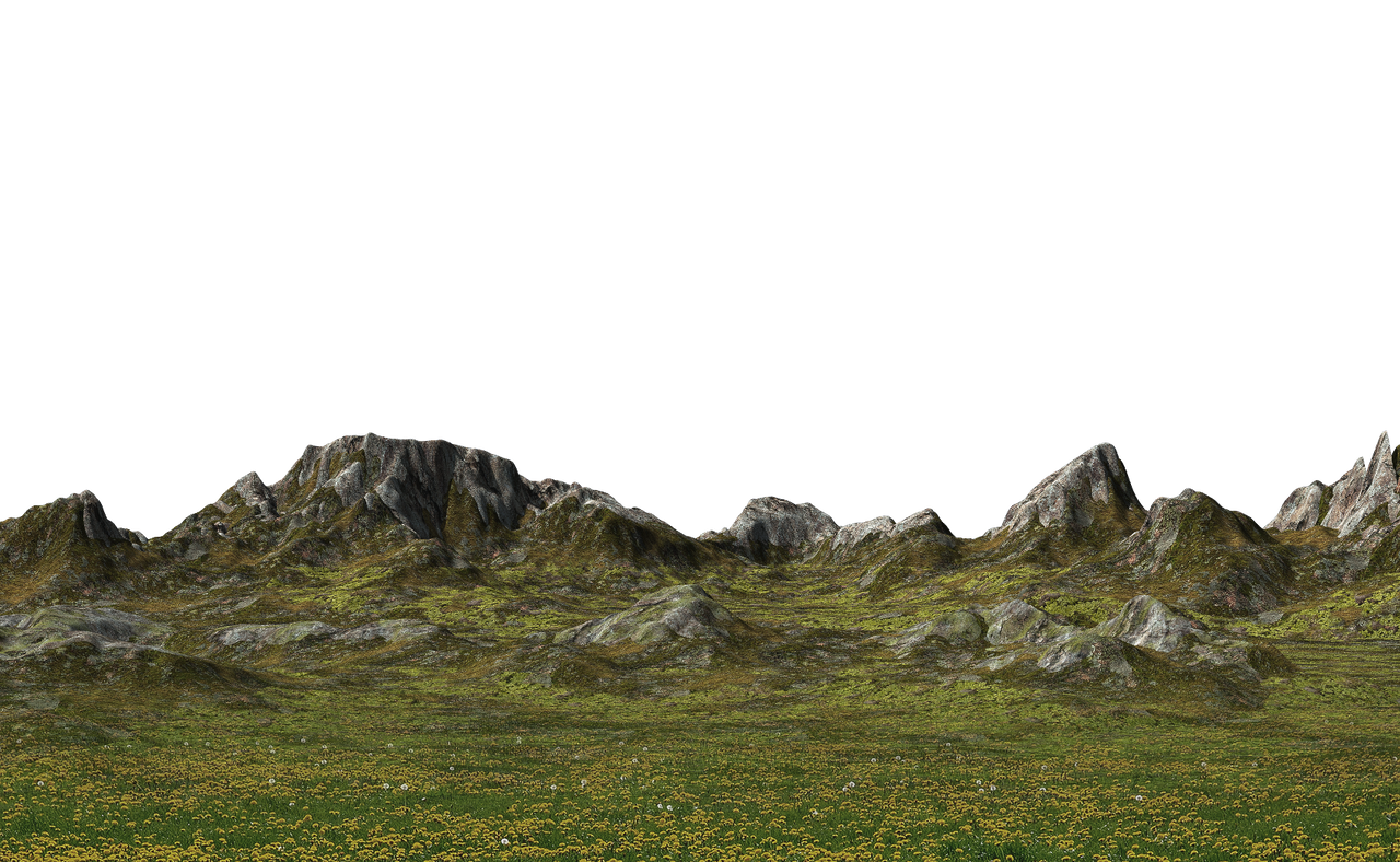 Rocky Background, PNG by fumar-porros