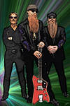 ZZ Top by Geosammy