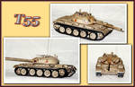 Egyptian T55