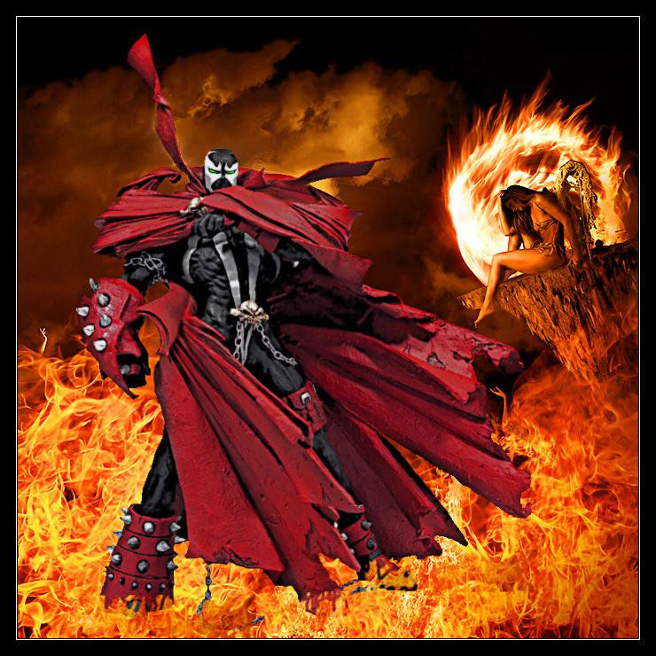 Hell Spawn By Geosammy