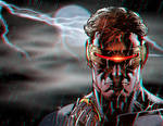 Cyclops Anaglyph