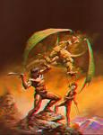 Conan of Aquilonia Anaglyph