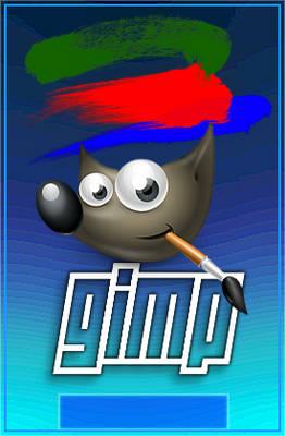 Gimp Splash Image
