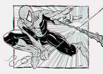 Spider- Man Movie by ramstudios1 by Geosammy