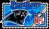 NFC South Collection (Carolina Panthers) by Geosammy