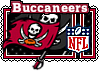 NFC South Collection (Tampa Bay Buccaneers) by Geosammy