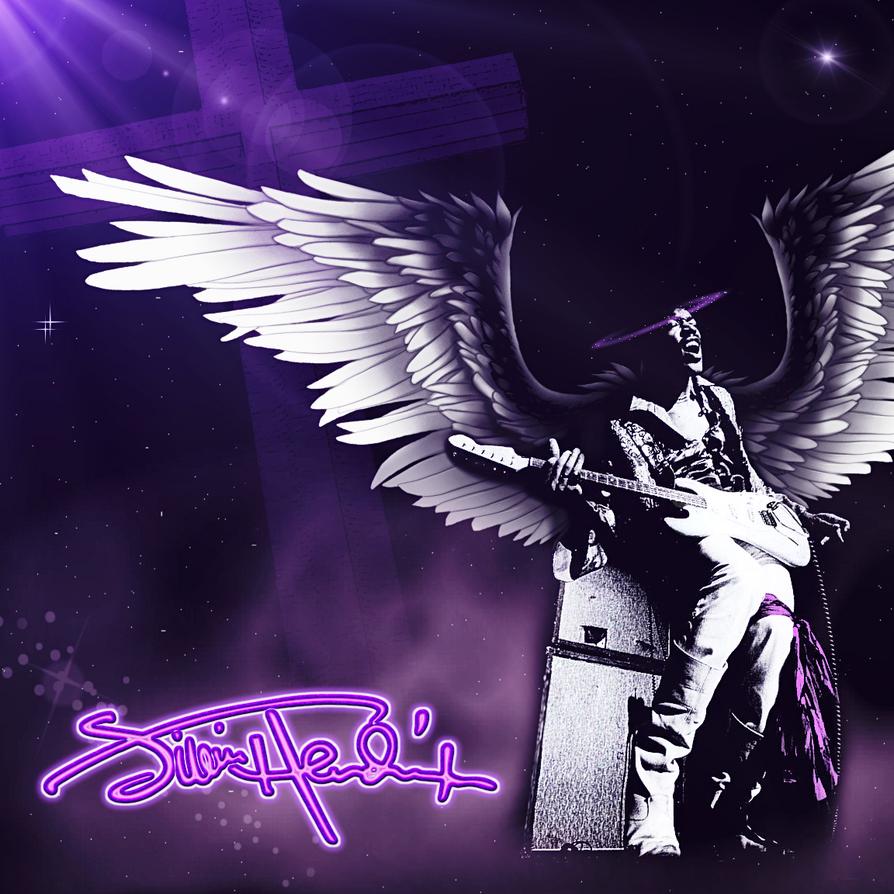 Jimi Hendrix, Purple Haze... by Geosammy on DeviantArt