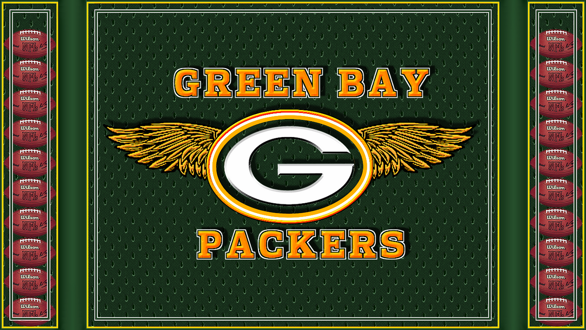 Green bay packers wallpaper by geosammy on deviantart green bay packers wallpaper by geosammy voltagebd Image collections