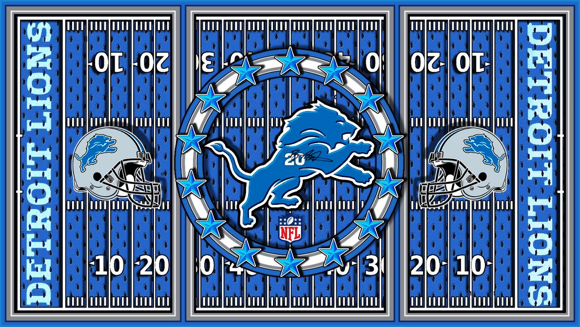 Detroit Lions Wallpaper by Geosammy ...