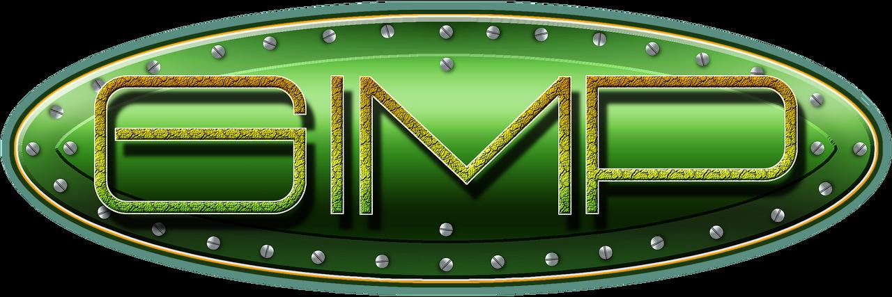 Gimp Logo Design