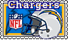 AFC West Collection (Los Angeles Chargers) by Geosammy