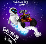 Touch the sky - Valentine 2010