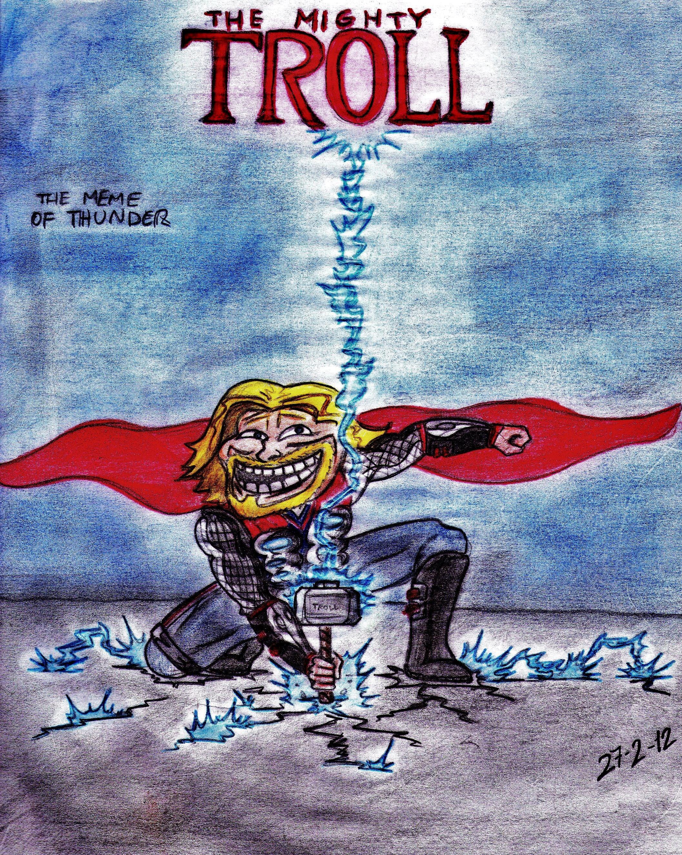 Mighty TROLL by TheWallProducciones