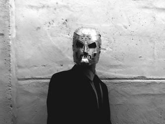 Dr Doom Helmet by TheWallProducciones