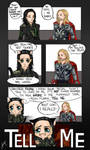 disappointed Loki