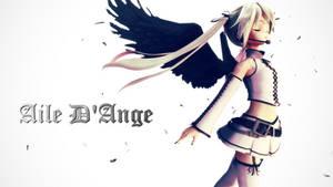 (MMD) Aile D'ange wallpaper