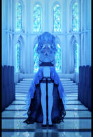 (MMD) Mysterium by mary34
