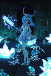 (MMD) Blooming Ice