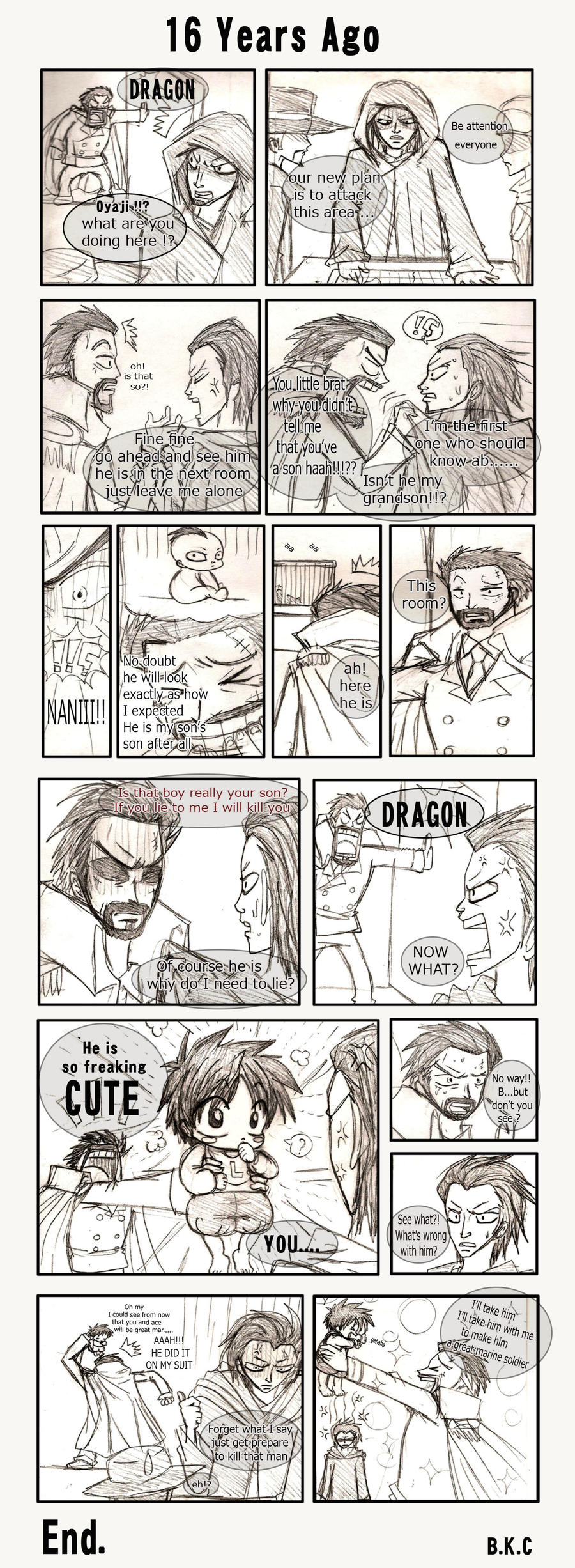 OP.dragon's son by bekacca