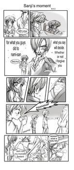 OP.Sanji's moment