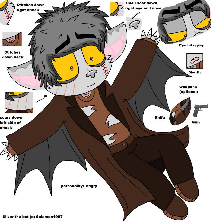 Silver The Bats Reff Sheet 2020