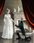 Jane Bennet and Mr. Bingley