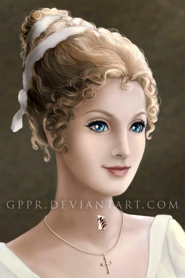 The eldest Miss Bennet by gppr