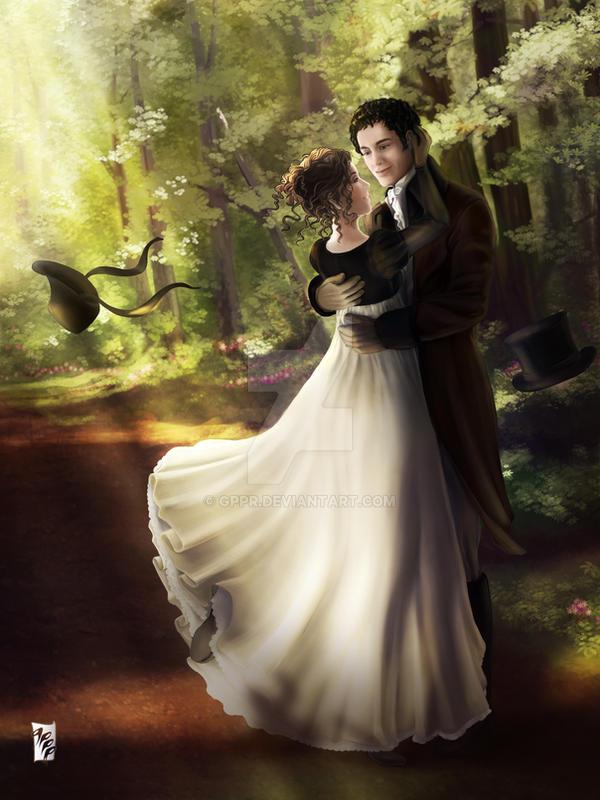 Dearest, loveliest Elizabeth by gppr