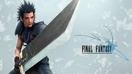 Final Fantasy Wallpaper (Zack Fair)