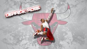 Derrick Rose Wallpaper by JaidynM