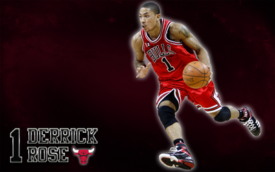 Derrick Rose (Chicago Bulls) Wallpaper