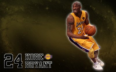 Kobe Bryant (Los Angeles Lakers) Wallpaper