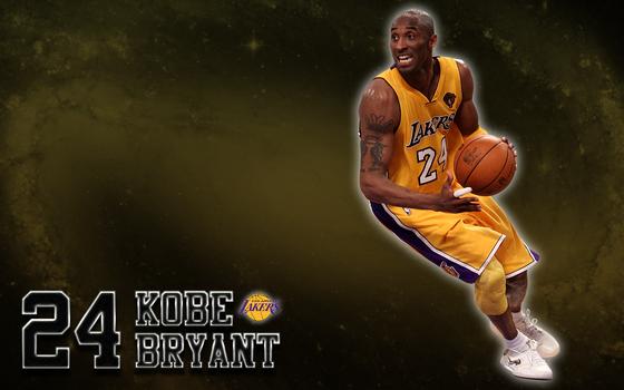 Kobe Bryant (Los Angeles Lakers) Wallpaper