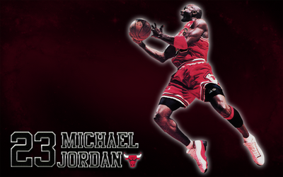 Michael Jordan (Chicago Bulls) Wallpaper