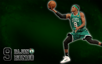 Rajon Rondo (Boston Celtics) Wallpaper