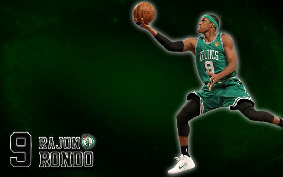 Rajon Rondo (Boston Celtics) Wallpaper