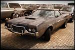 1972 Ford Ranchero 500