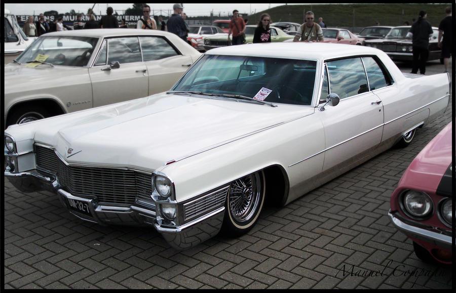 1966 Cadillac Calais Coupe by compaan-art on DeviantArt
