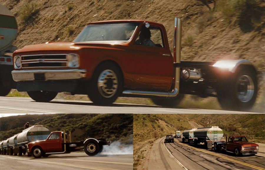1967 Chevy C 10 By Compaan Art On Deviantart