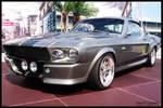 1968 Shelby GT500 E