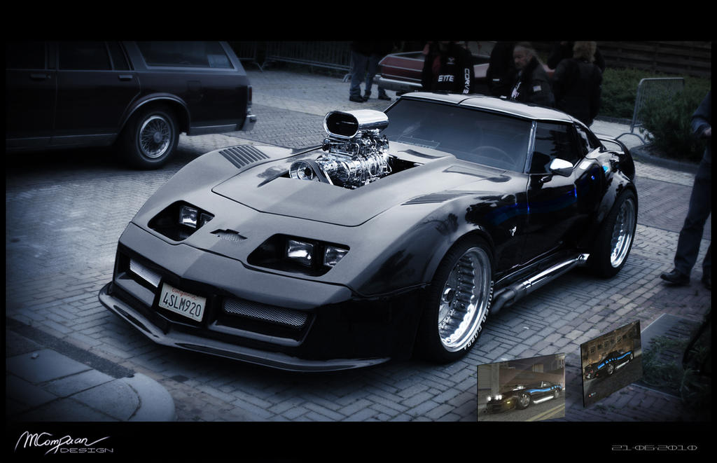 Vt Corvette Special Edition By Compaan Art On Deviantart